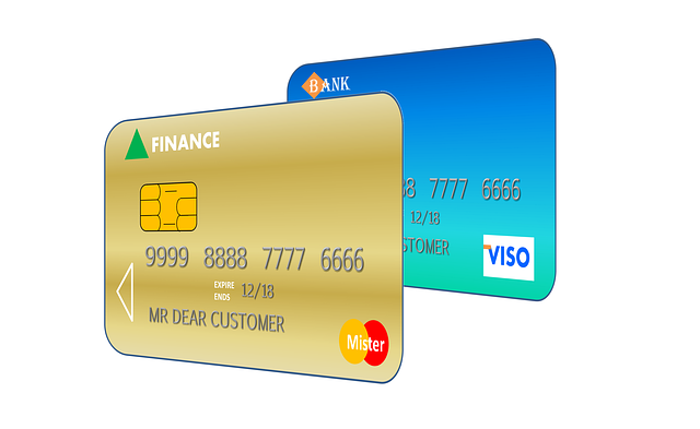 credit card in France
